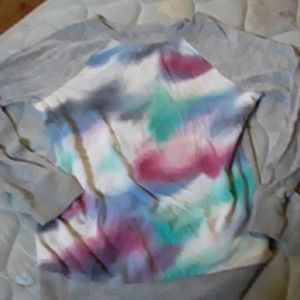 Other - Tie dye long sleeve shirt